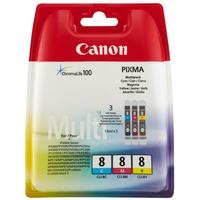 Canon CLI-8 CMY