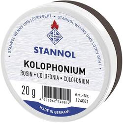Stannol 174081 Kolophonium Inhalt 20g