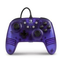 PowerA Nintendo Switch Frost Controller Nintendo-Controller (Packung, 1 St., für Nintendo Switch) lila