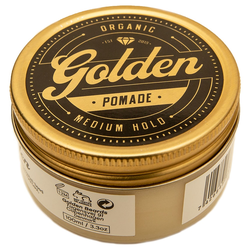 Golden Beards Golden Pomade