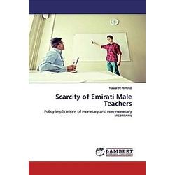 Scarcity of Emirati Male Teachers