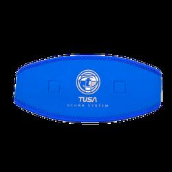 Tusa Maskenbandschutz - Neopren - Blau