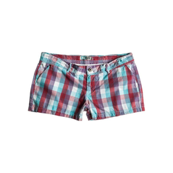 Shorts ROXY - Funtastic Mix Dark Brown (215) Größe: L