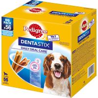 Pedigree DentaStix für mittelgroße Hunde 56 St.