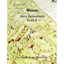 Wewer als Buch von Isa Freifrau von Elverfeldt