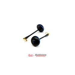 Spektrum linksdrehende FPV Antenne mit 90° Anschluss (2) / SPMVX5812