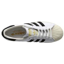 adidas Superstar 80s white-black/ white, 42
