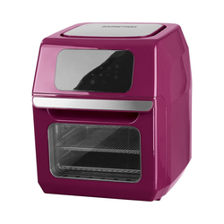 GOURMETmaxx Fritteuse digitale Heißluft-Fritteuse, 12l, 1800W