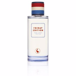 FRIDAY EDITION eau de toilette spray 125 ml