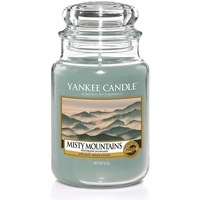 Yankee Candle Misty Mountains große Kerze 623 g