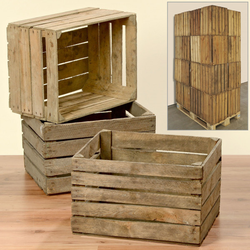 Holzkiste FARMER(BHT 50x30x40 cm)