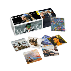 Das Kunst-Memo | The Art Matching Game