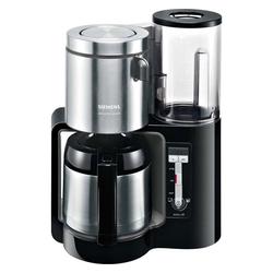 SIEMENS Filterkaffeemaschine Siemens TC 86503 sw Kaffeemaschine