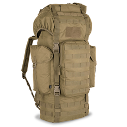 bw-online-shop BW Kampfrucksack Gen. II Molle camel