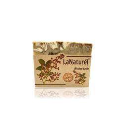 LaNaturel Seife 100% Handmade 110g Bittimseife Naturseife mit Bittimöl für Haare Effektiv gegen Schuppen, stärkt Haarwurzeln, frisches Aroma, 1-tlg.