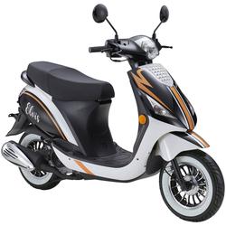 Luxxon Mofaroller Elvis, 45 ccm, 45 km/h, Euro 4