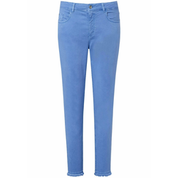 7/8-Jeans Jeans Anna Aura kornblumenblau