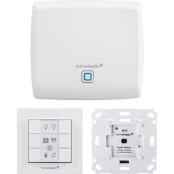 Homematic IP Rollladensteuerung (3-tlg) Smart-Home Starter-Set