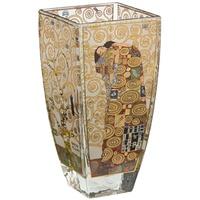 GOEBEL Vase Gustav Klimt - Die Erfüllung 16,0 cm