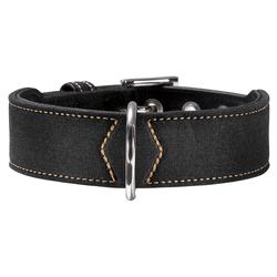 Hunter Halsband Jeans schwarz, Größe: 65 cm / Breite: 3,7 cm
