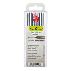 Pica-Dry Ersatzminen Tieflochmarker Baumarker Marker Bleistift graphit 4030