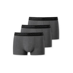 Schiesser Boxershorts 3-Pack Uncover (3 Stück) S
