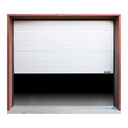 Sektionaltor - 2.375 x 2.125 mm - weiß
