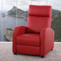 Fernsehsessel Relaxsessel Liege Sessel Dallas, Kunstleder