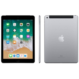 Apple iPad 9.7 (2018) 32GB Wi-Fi + LTE Space Grau