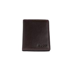 Zippo Geldbörse Kreditkarten-Geldbörse braun, Kreditkartenfächer