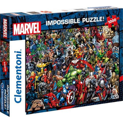 Pz. Marvel Impossible Puzzle 1000 Teil
