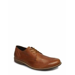 SNEAKY STEVE Fall Low Shoes Business Laced Shoes Braun SNEAKY STEVE Braun