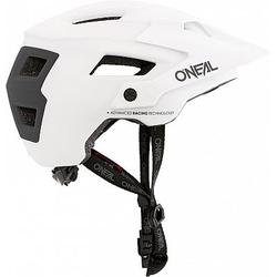 ONeal Defender 2.0 S20 Fahrradhelm - Weiß/Grau - L/XL