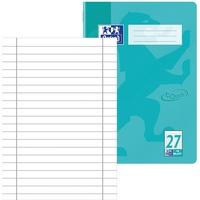 Oxford Touch A4 Lineatur 27 16 Blatt blau