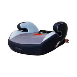 Osann Kindersitzerhöhung Sitzerhöhung Junior Isofix, inkl. Gurtfix, Acqua, blau