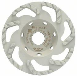 Bosch Accessories 2608201229 Diamanttopfscheibe Best for Concrete 125 x 22,23 x 4,5 mm, L-förmig Be