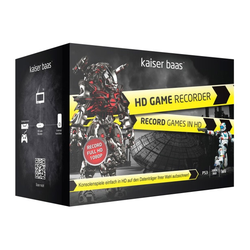 Kaiser Baas Game Recorder HD