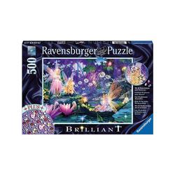 Ravensburger Puzzle Puzzle 500 Teile, 49x36 cm, Brilliant, mit, Puzzleteile