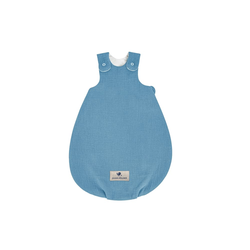 Julius Zoellner Babyschlafsack Terra in blau