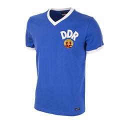 COPA Fußballtrikot Retro DDR Weltmeisterschaft 1974 S