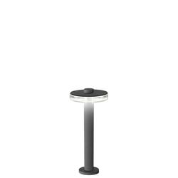 Venexia Pollerleuchte - 45 cm - Glimmeriges Grau