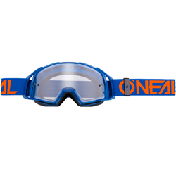 O´Neal B-20 Flat Brille, blau-orange