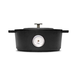 Combekk Dutch Oven mit Thermometer Ø 24 cm
