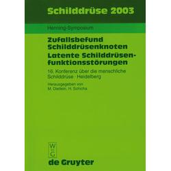 Schilddrüse 2003 als Buch von