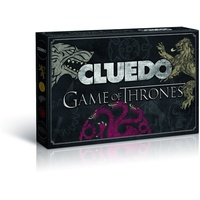 Winning Moves Cluedo Game of Thrones Collector's Edition 10951