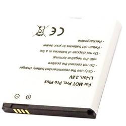 Akku passend für den Motorola HP6X Akku Motorola Pro, Pro Plus, Pro+, XT685