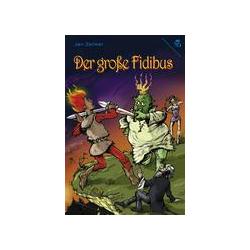 Der große Fidibus als Buch von Jan Zenker