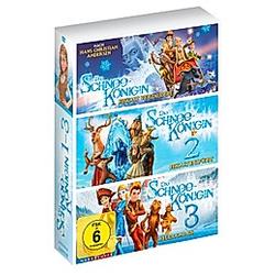 Die Schneekönigin 1-3 Box - DVD  Filme