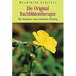 Die Original Bach-Blütentherapie, Karten