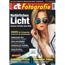 c't Fotografie 4/2018: eBook von c't-Redaktion/ c't-Fotografie-Redaktion